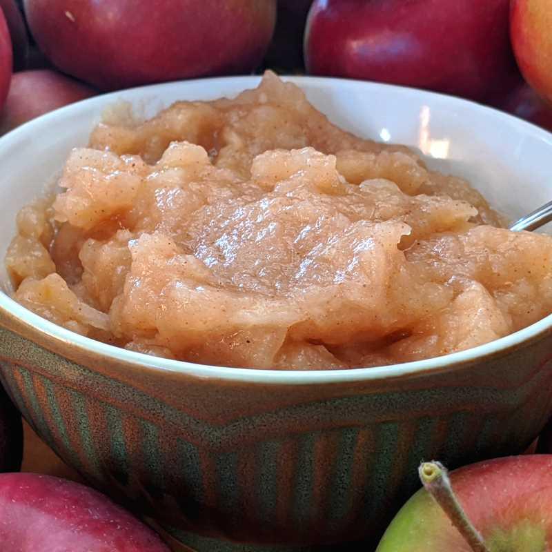 Old Style Applesauce