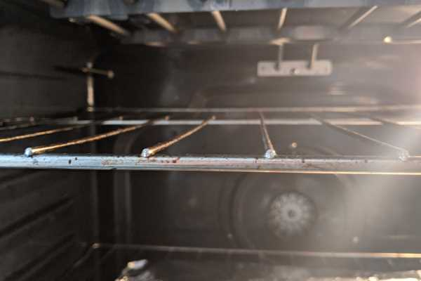 Rack in top position in oven to roast red peppers.